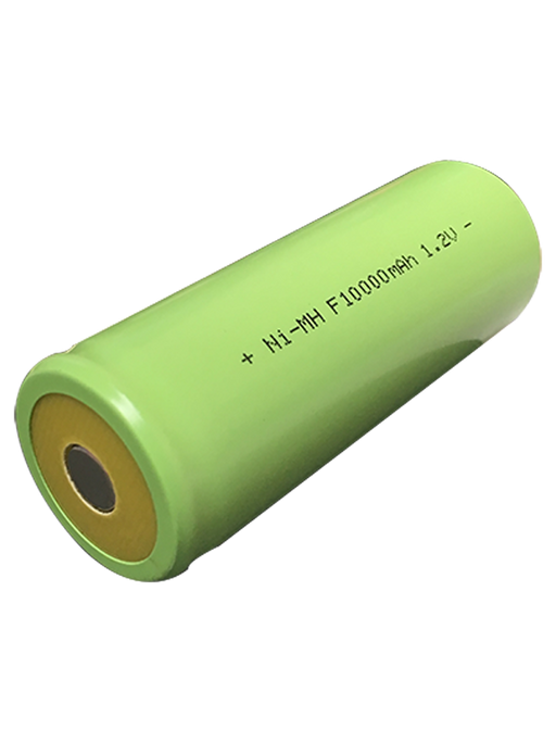 PowerPro F Ni-Mh 10000mAh Flat Top