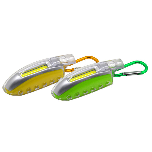 Pathfinder Keychain Security Whistle & LED Light