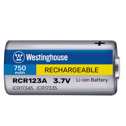 Westinghouse RCR123A Rechargeable Lithium Ion
