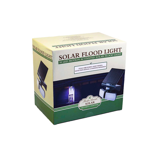 wholesale, wholesale lighting, solar light, flood light, 50 led, wholesale flood light, outdoor lighting, security lighting