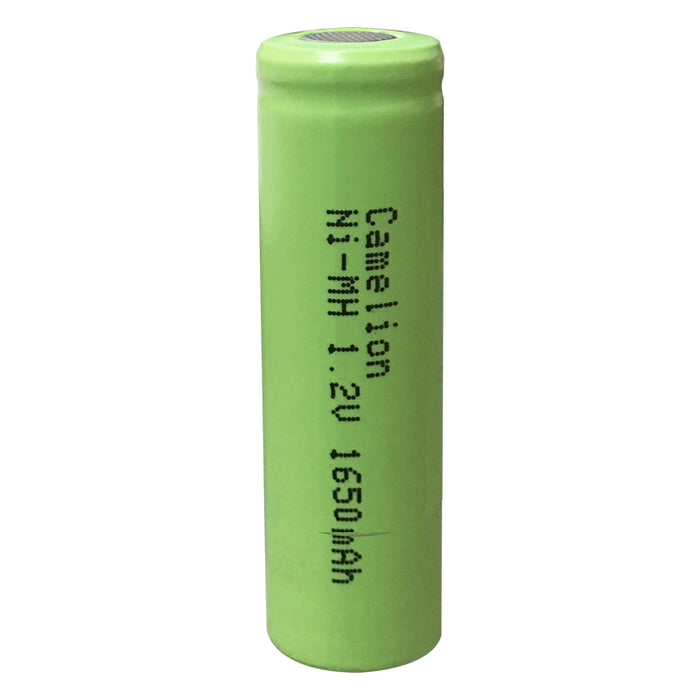 Camelion AA Ni-Mh 1650mAh Flat Top Battery