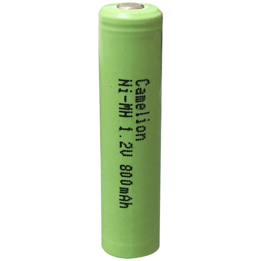 Camelion AAA Ni-Mh 800mAh Flat Top Battery
