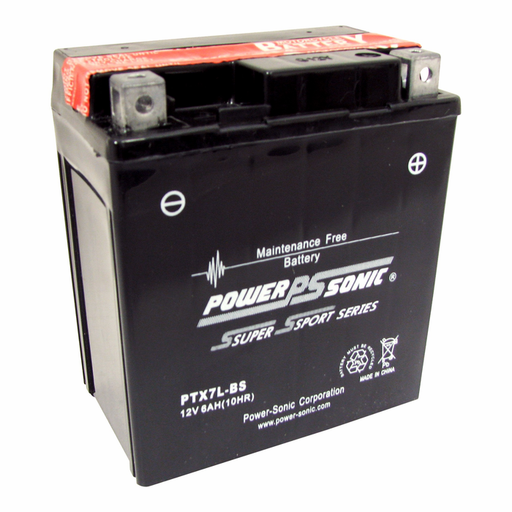 wholesale, wholesale batteries, power sonic, powersonic, power sport battery, PTX7L-BS