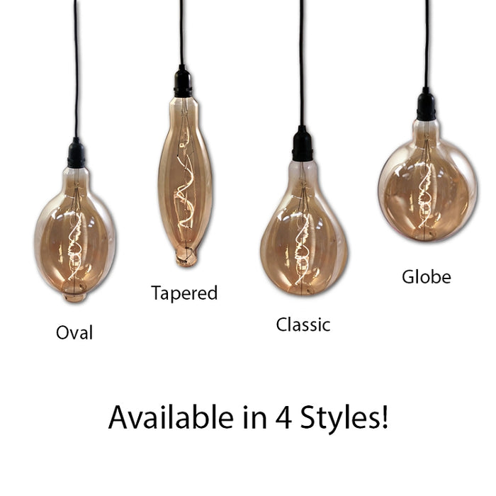 RetroEssence™ Battery Operated LED Vintage Light | by Pacific Accents™