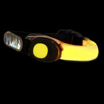 wholesale, wholesale safety lights, safe steps, LED arm band, light up arm band, running light, biking light walking light