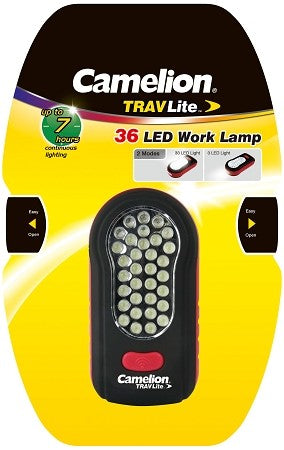 36 LED Worklight Blister Pack of 1