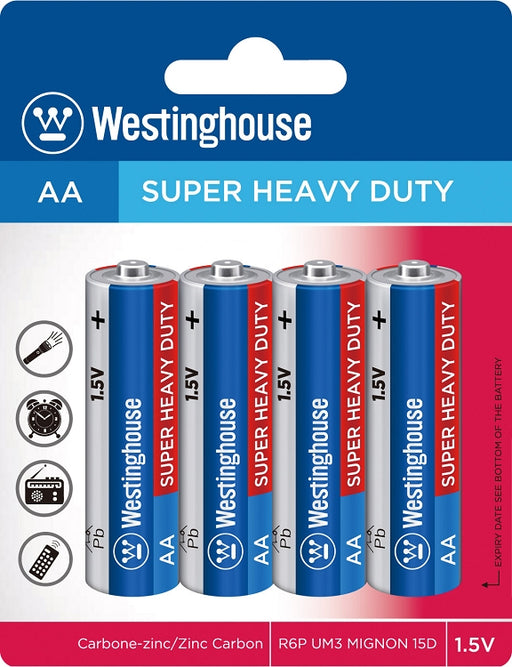 wholesale, wholesale batteries, AA batteries, AA super heavy duty