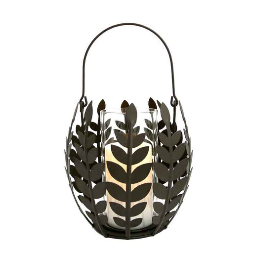wholesale, wholesale decor, wisteria, leaf basket, flameless candle, battery operated candles, electronic candle, indoor decor, outdoor decor, home decor