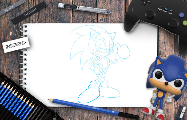 sonic the hedgehog pictures
