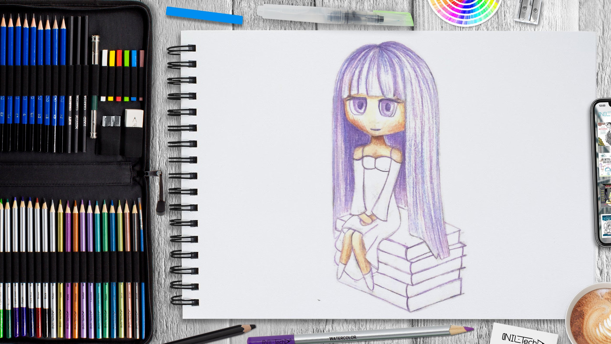 how to improve anime drawing skills