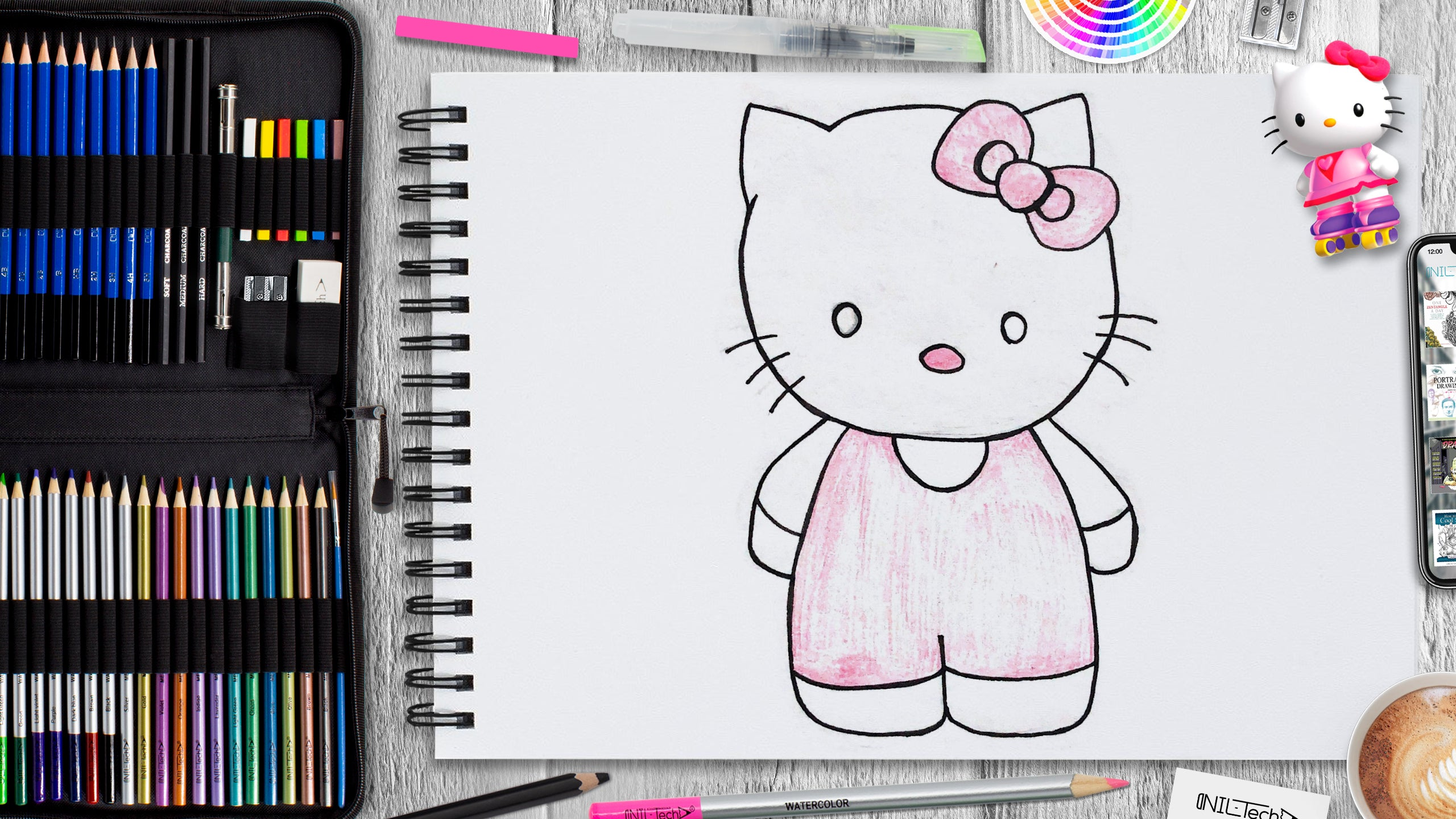 is hello kitty a cat