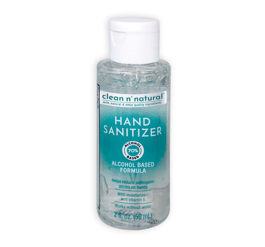 HANDY TRAVEL SIZE (2 fl. oz.)