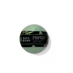 <h3>Eucalyptus & Tea Tree</h3> Bath Bomb