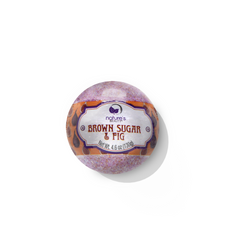 <h3>Brown Sugar & Fig</h3> Bath Bomb