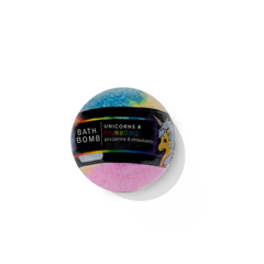 <h3>Unicorns & Rainbows</h3> Bath Bomb