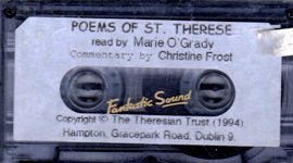 POEMS OF ST THERESE