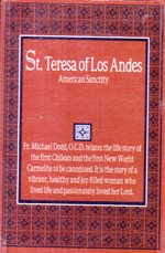ST TERESA OF LOS ANDES AMERICAN SANCTITY