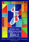 NEW JERUSALEM BIBLE: Revised New Testament & Psalms