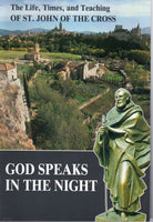 GOD SPEAKS IN THE NIGHT