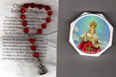 ROSARY: Divine Infant one decade