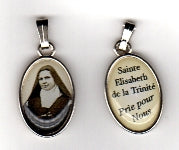 ELIZABETH OF THE TRINITY MEDAL: MOD001