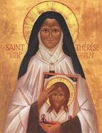 THERESE OF LISIEUX: THR-8W