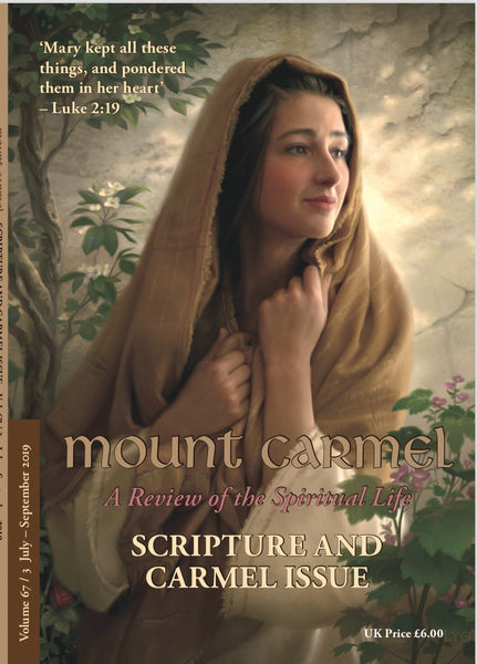 MOUNT CARMEL SUBSCRIPTION: Airmail Europe only.