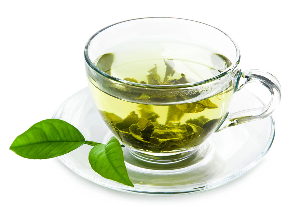 7  Major Green Tea Skin Benefits