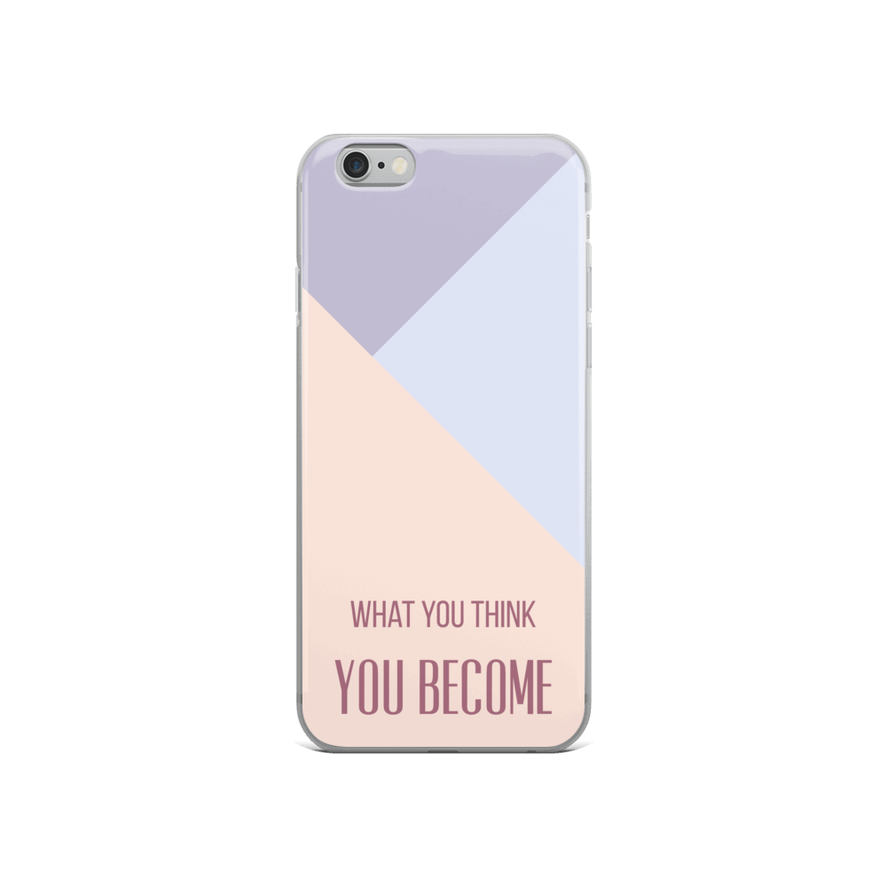 What You Think, You Become - Goddess Phone Case