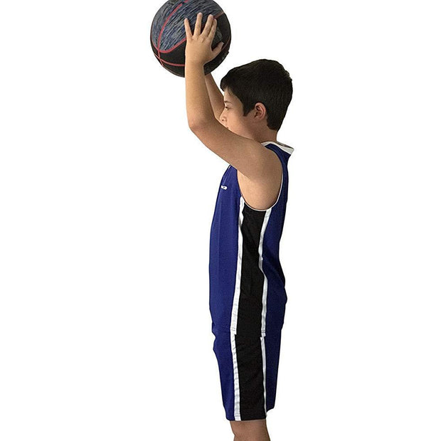 Youth Basketball Jersey Set