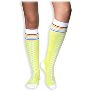 Crazy Socks Knee High Socks 3 pack