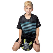 Kids Soccer Uniforms | Colored Matching Set