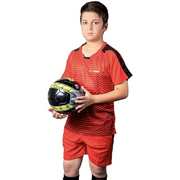 Kids Soccer Uniforms | Matching Colored Shirts and Shorts