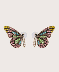 Butterfly Effect Earrings