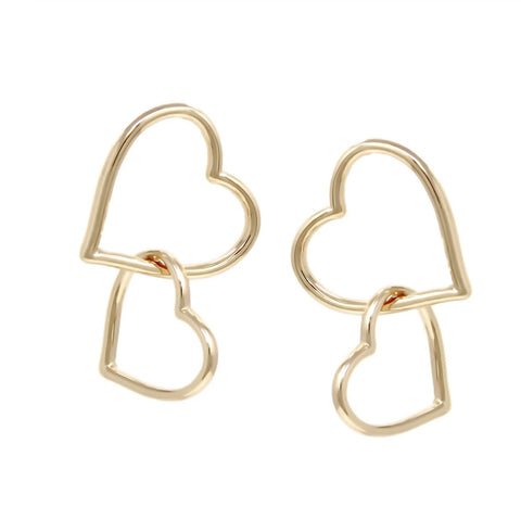 Intertwined Earrings