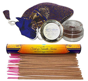 Scent of Samadhi & Scent of Samadhi Incense Sticks