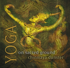 Yoga on Sacred Ground CD cover