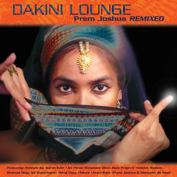 Dakini Lounge CD cover