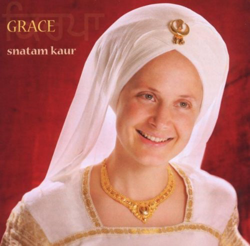 Grace CD cover