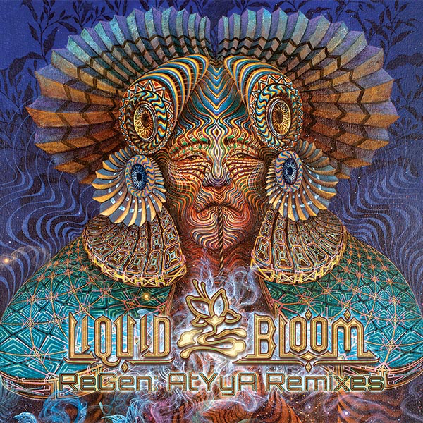 ReGen: AtYyA Remixes CD cover