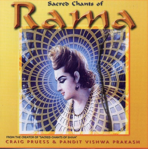 Sacred Chants of Rama CD cover