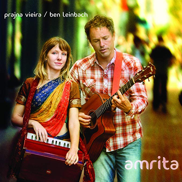 Amrita CD cover