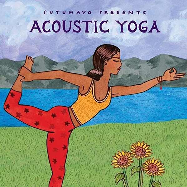 acoustic yoga CD cover