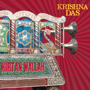 Kirtan Wallah CD cover