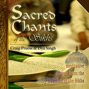 Sacred Chants of the Sikhs CD cover