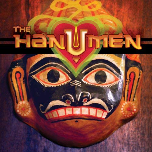 The Hanumen CD cover