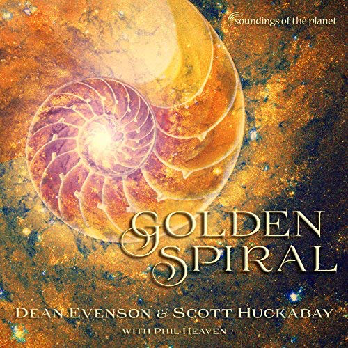 Golden Spiral CD cover