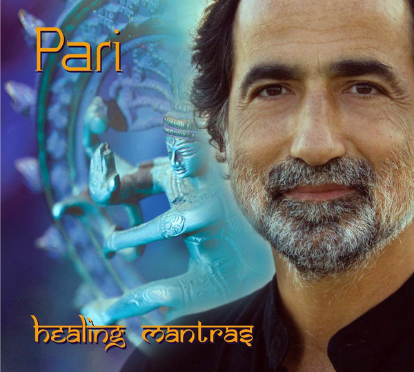 Healing Mantras CD cover