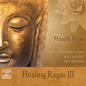 Healing Ragas III CD cover