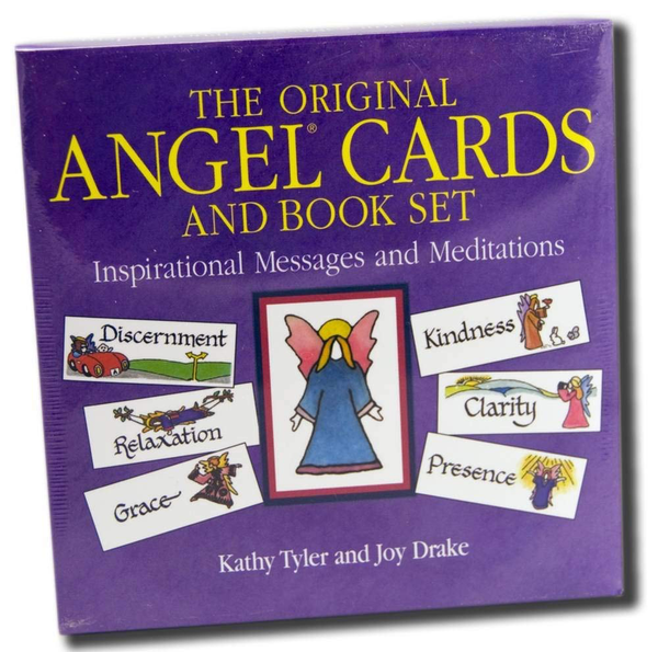 Angel Cards & Book - Expanded Edition